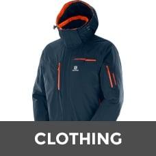 Salomon Clothing