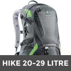 Daypack 20-30 Litres