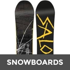 Salomon Snowboards Boards