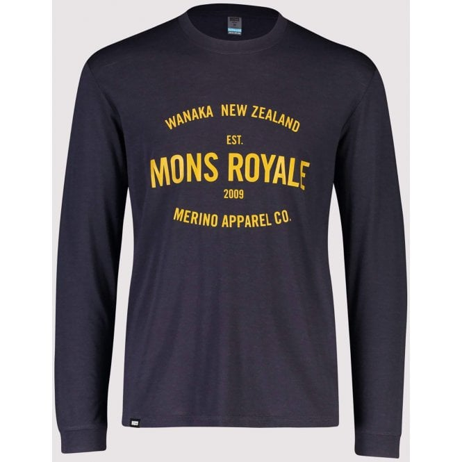 Mons Royale Icon LS