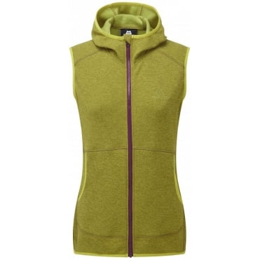 Calico Hooded Vest