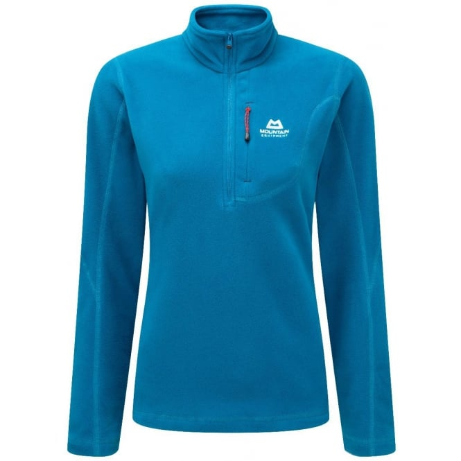 Mountain Equipment Women's Micro Zip Tee