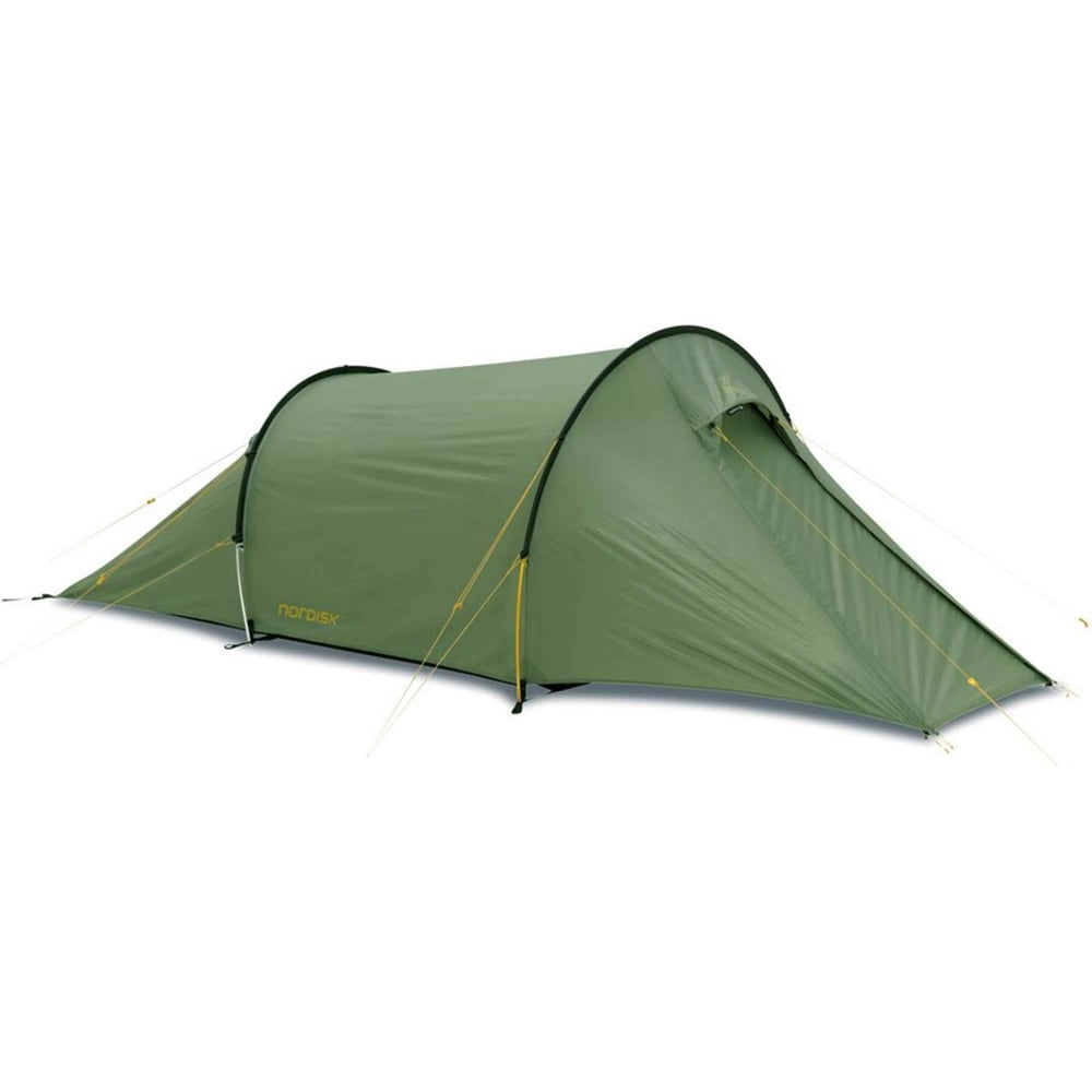 Nordisk Halland 2 PU - Dusty Olive