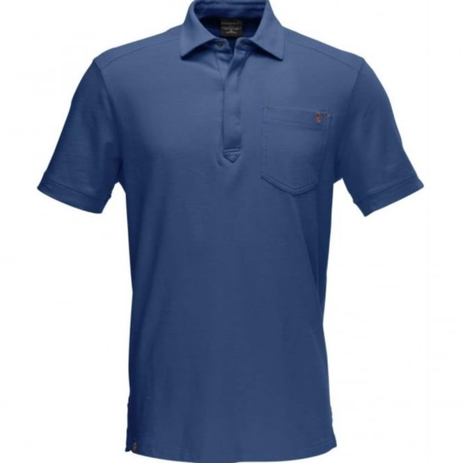 Norrona 29 Cotton Polo shirt