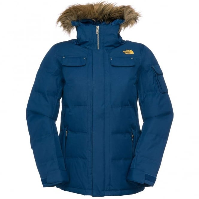 North Face Baker Down Jacket