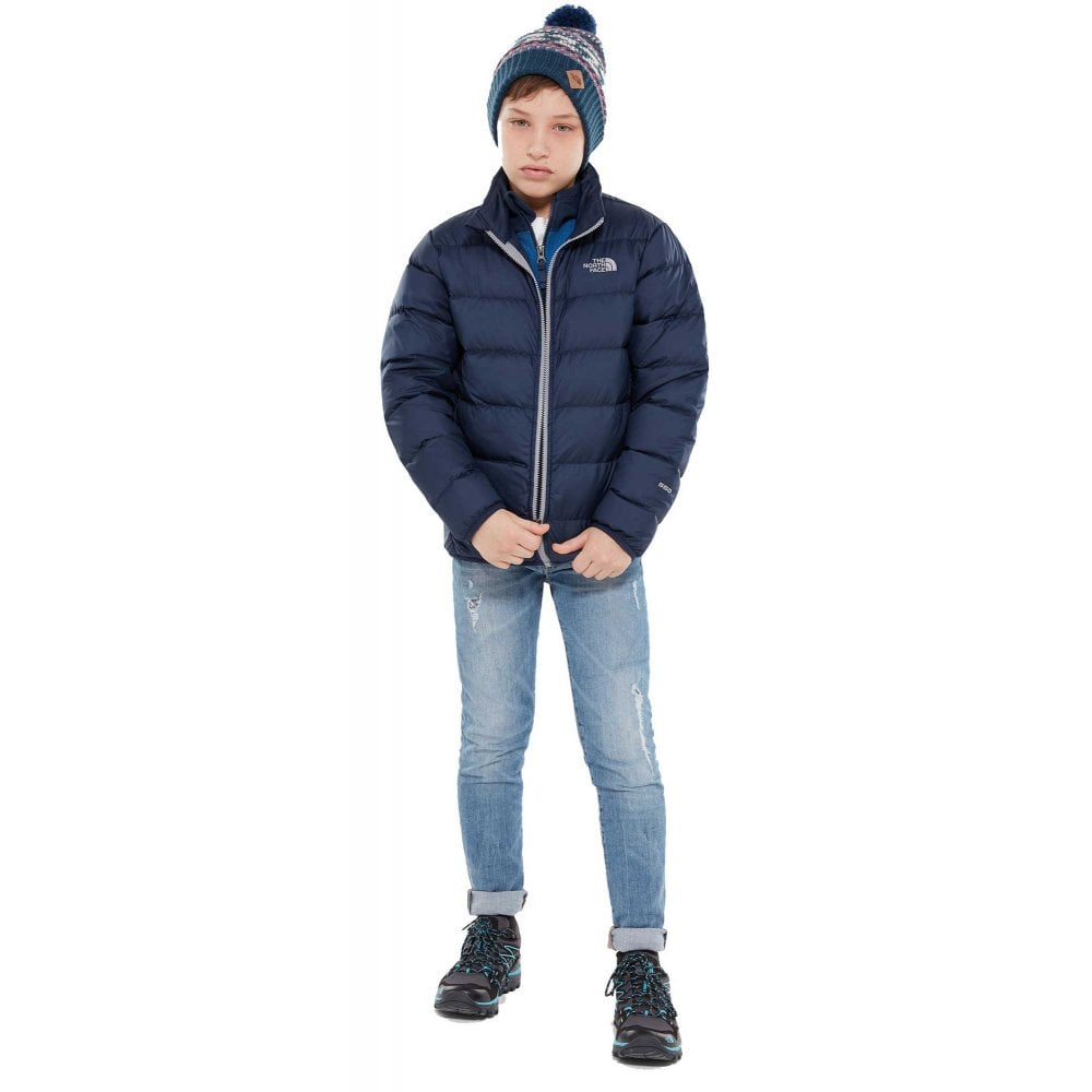 5d557d8c0 North Face Boy's Andes Down Jacket