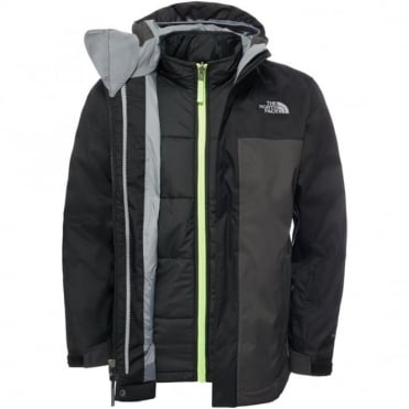 Boys Boundry Triclimate Jacket