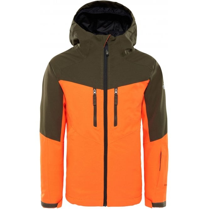 North Face Boys Chakal Insulated Jacket