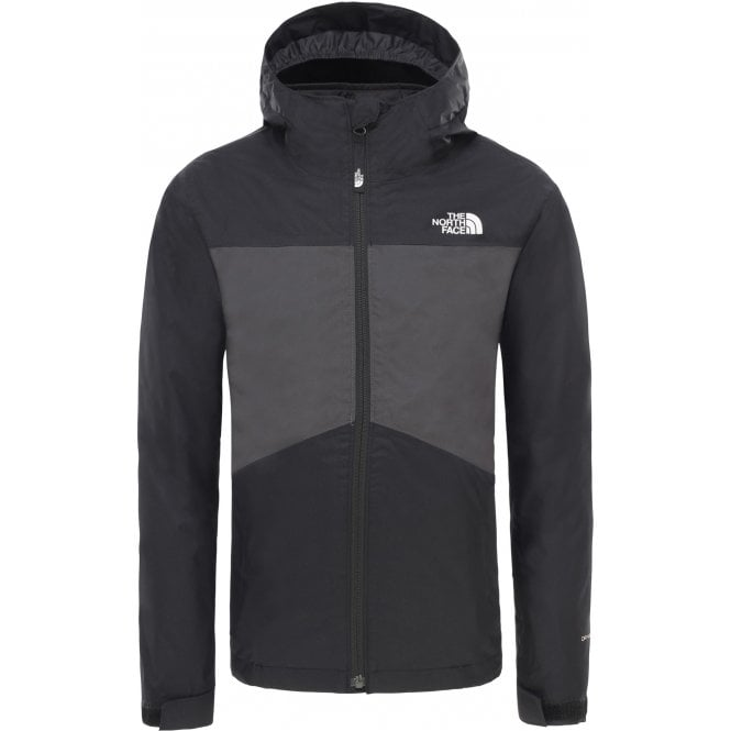 North Face Boy's Clement Triclimate Jacket XS/L