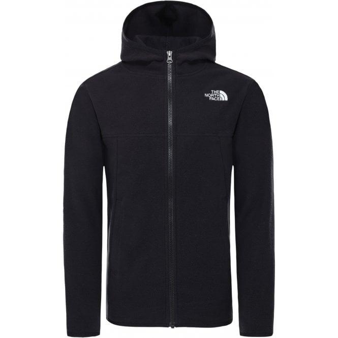 North Face Boys Glacier Full-Zip Hoodie - XL