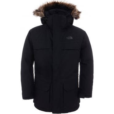Boy's McMurdo Down Parka