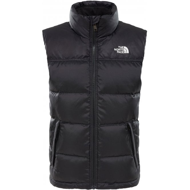 North Face Boys Nuptse Down Vest