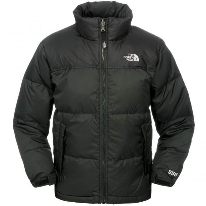 North Face Boys Nuptse Jacket