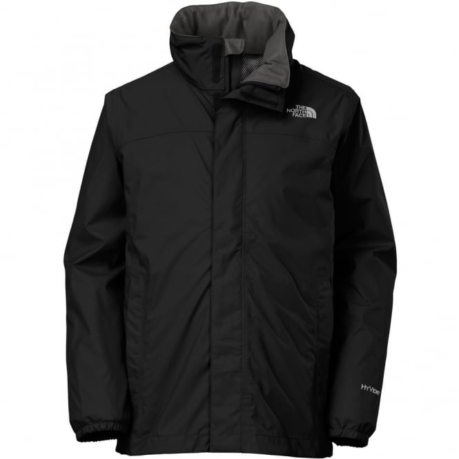 North Face Boy's Reflective Resolve Jacket
