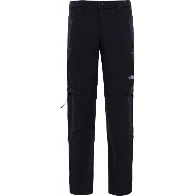 North Face Exploration Convertible - Short Leg
