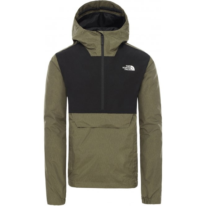 North Face Fanorak Waterproof Jacket