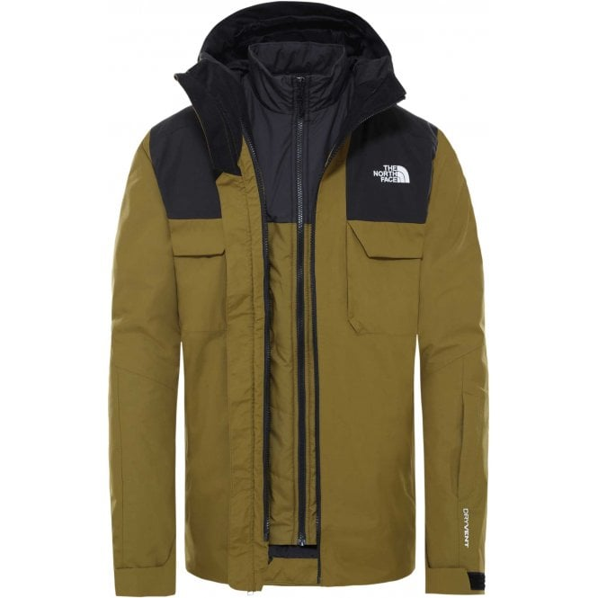 North Face Fourbarrel Triclimate Jacket