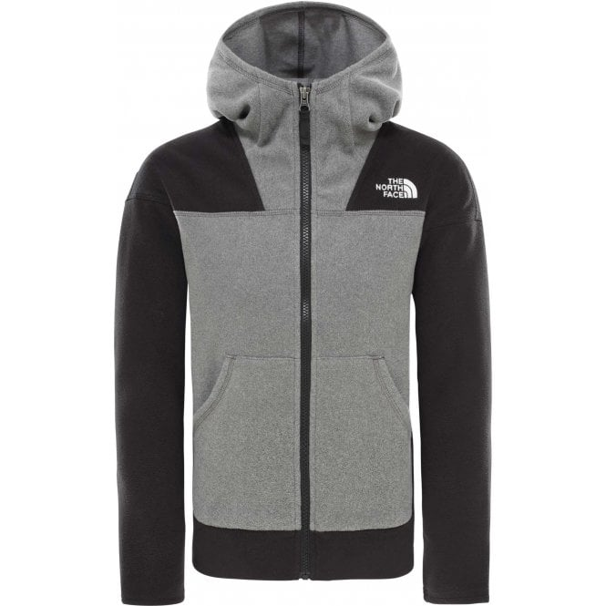 North Face Girl's Glacier FZ Hoodie XS/L