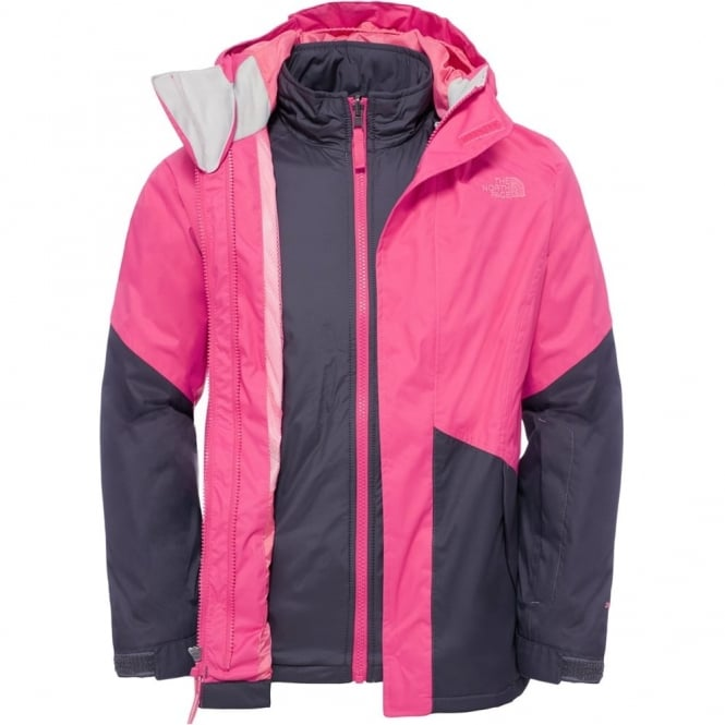 North Face Girls Kira Triclimate Jacket