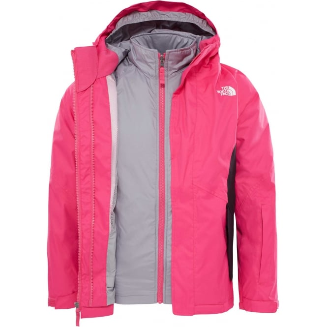 North Face Girl's Kira Triclimate Jacket