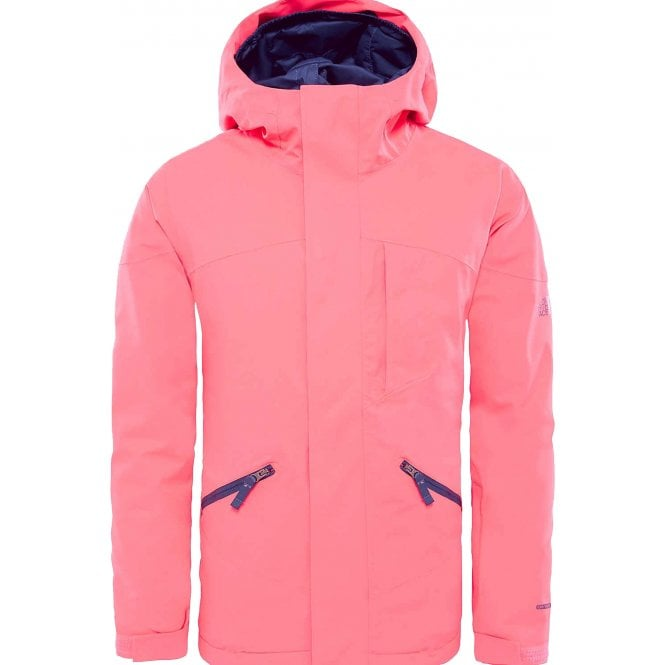 North Face Girls Lenado Insulated Jacket