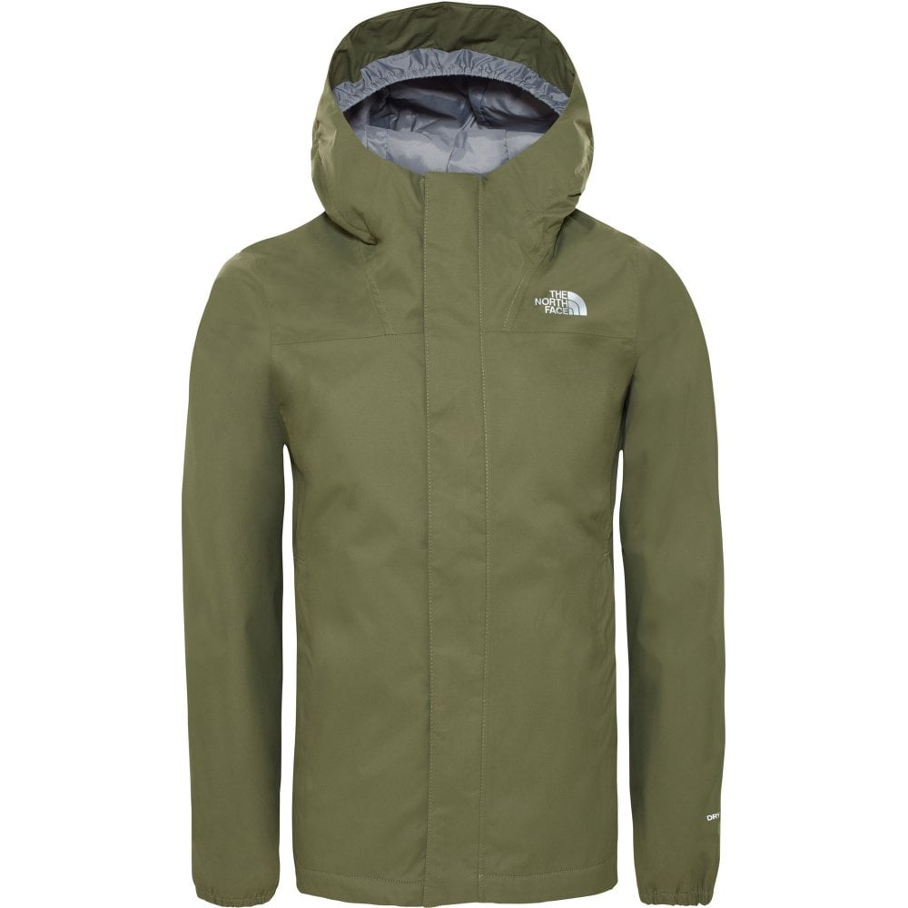 1282e844a Girl's Resolve Reflective Jacket