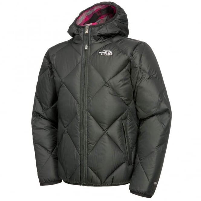 North Face Girl's Reversible Moondoggy Jacket