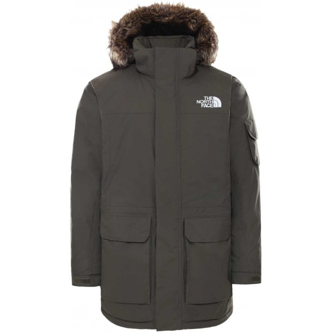 North Face Recycled McMurdo