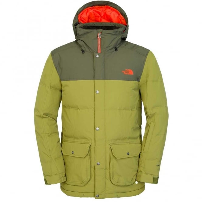 North Face Seaworth Down Jacket