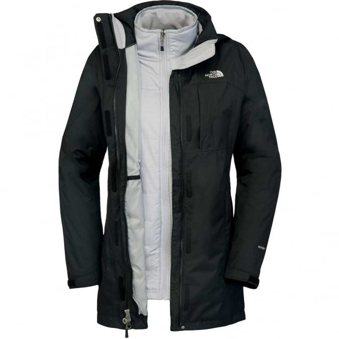 North Face Solaris Triclimate Parka Women's