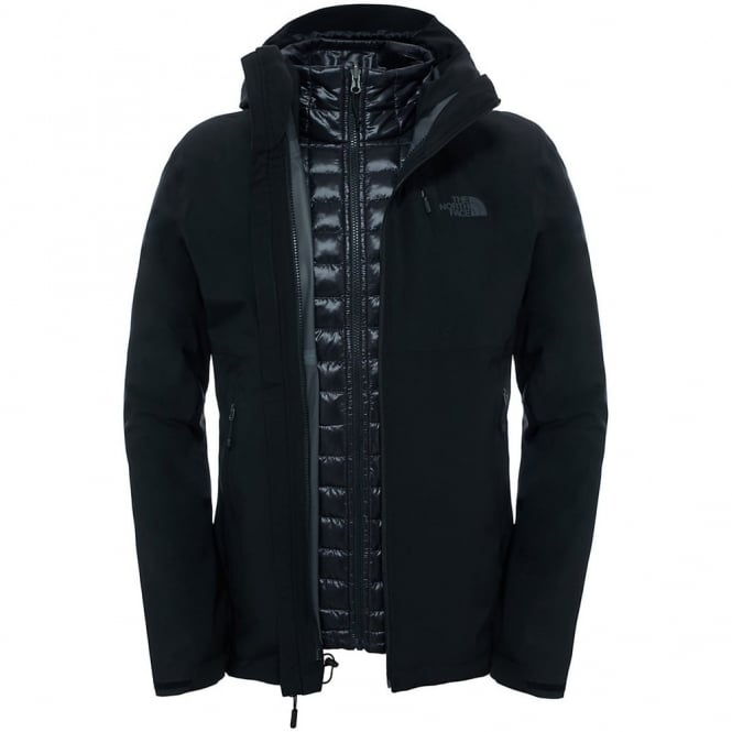 North Face Thermoball Triclimate Jacket