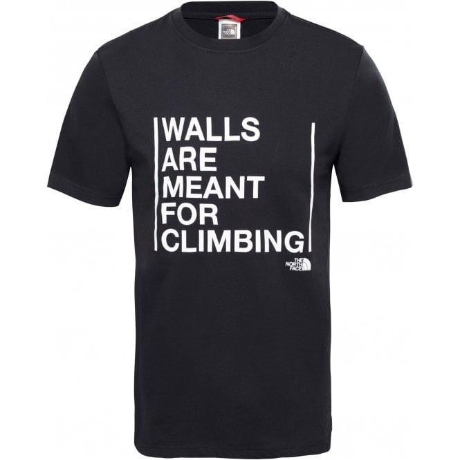 North Face Walls for Climbing T-Shirt