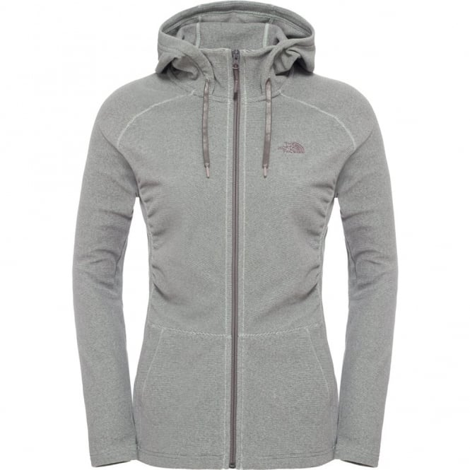 North Face Women's Mezzaluna Full Zip Hoodie