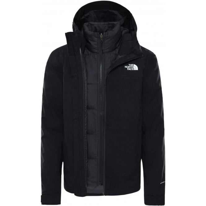 North Face Women's Mountain Light FL Triclimate Jacket