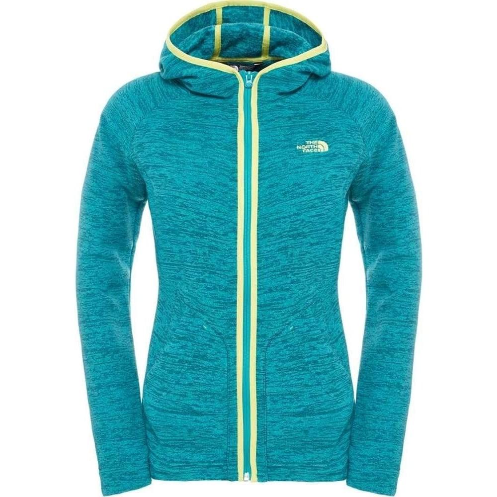 face zip hoodie