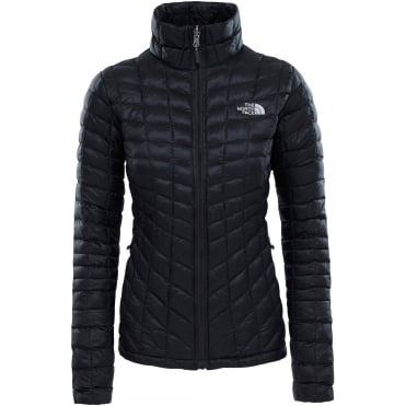 Women's Thermoball Zip In Jacket