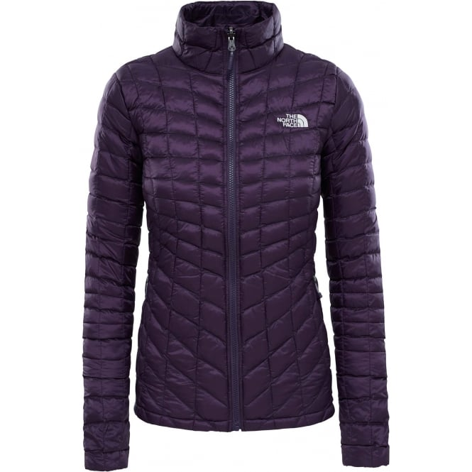 North Face Women's Thermoball Zip In Jacket