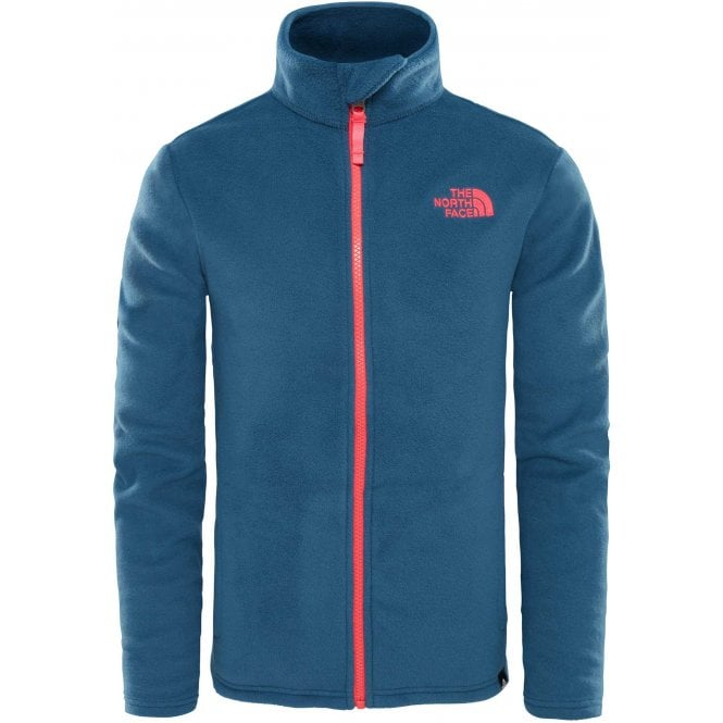 North Face Youth Snow Quest Full Zip Jacket