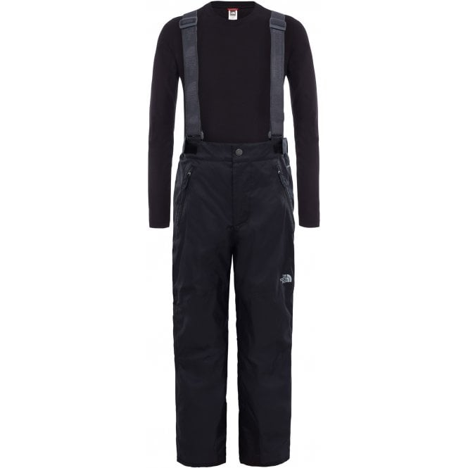 North Face Youth Snowquest Suspender Plus Pant XL+