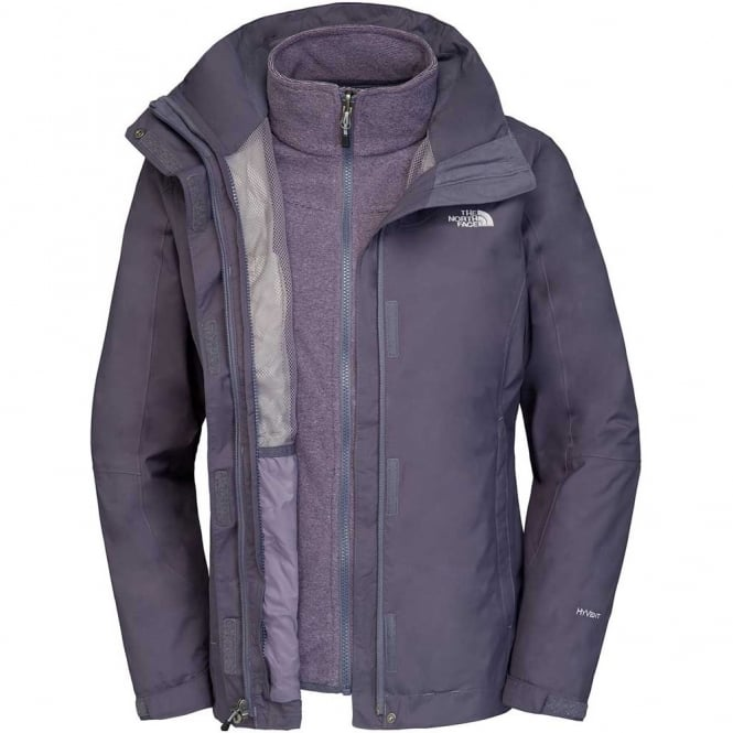 North Face Zephyr Triclimate Jacket Women's