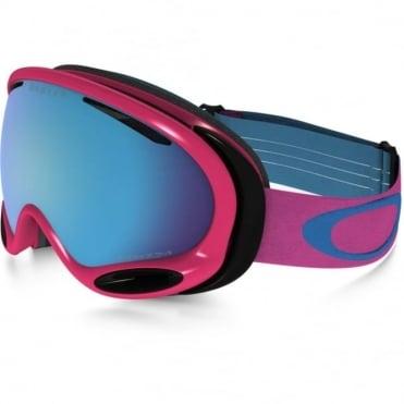 oakley eyewear xbb5  A-Frame 20 Rose Sapphire/Prizm Sapphire Iridium OO7044-58