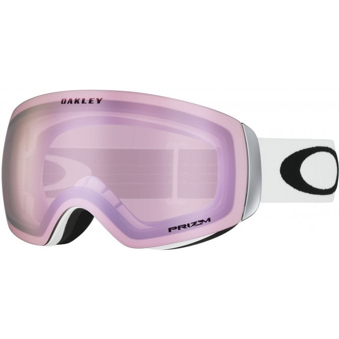 Oakley Flight Deck XM Matt White/Prizm Hi-Pink Iridium OO7064-48