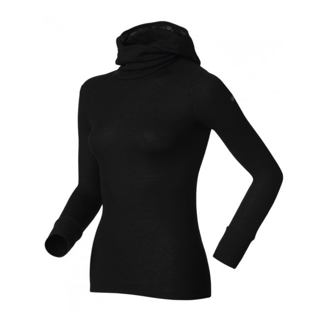 Odlo LS Shirt + Facemask Warm Women's