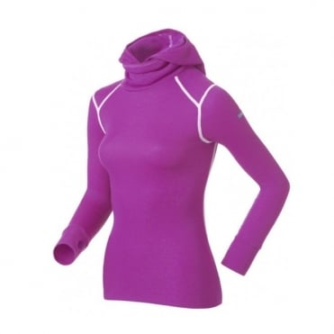 LS Shirt + Facemask Warm Women's