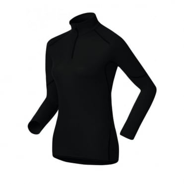 Turtle Neck Zip X-warm Women's