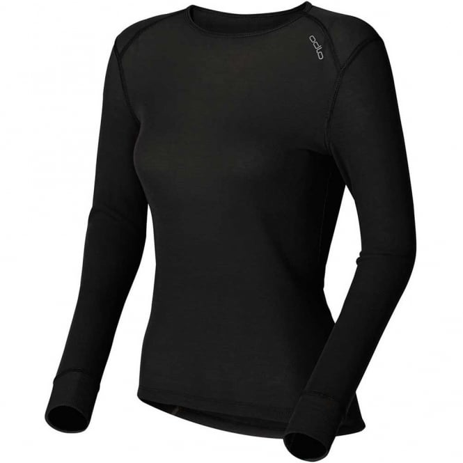 Odlo Women's Crew Neck Warm