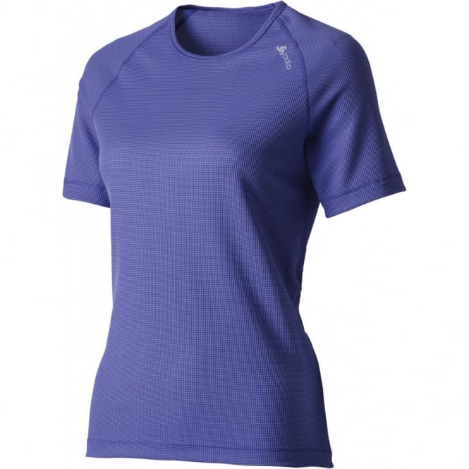 Odlo Women's Cubic Short Sleeve Crew