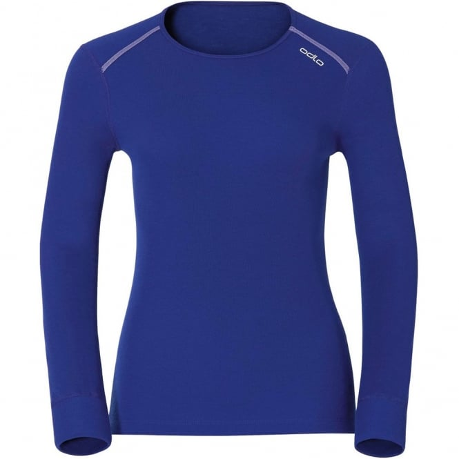 Odlo Women's LS Crew Neck Warm