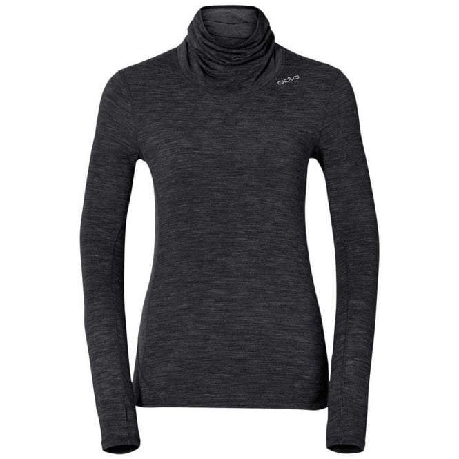 Odlo Women's Revolution LS Turtle Neck