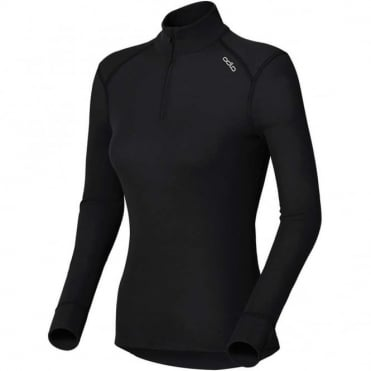 Women's Turtle Neck Zip-Warm